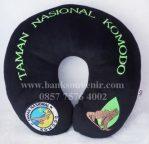 Bantal custom Taman Nasional Komodo
