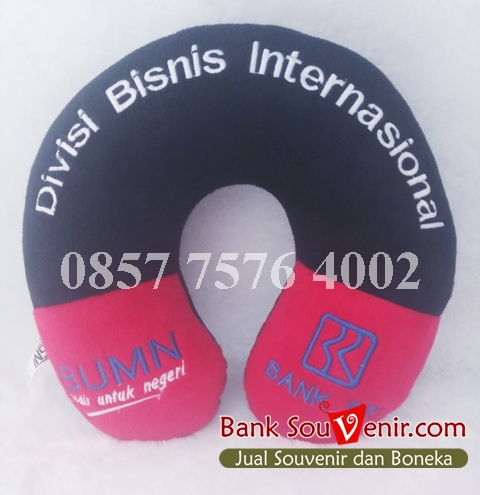 Jual Souvenir Bantal Bordir Untuk Promosi Perusahaan