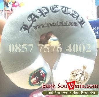 Souvenir Bantal custom Lapetal