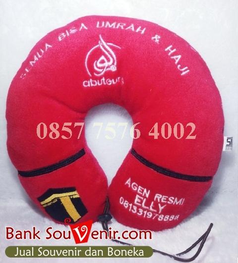 souvenir perusahaan eksklusif Abu Tours