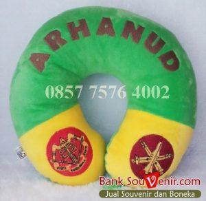 Souvenir bantal custom Arhanud