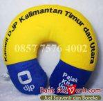 Souvenir bantal custom Kanwil DJP Kalimantan Timur & Utara