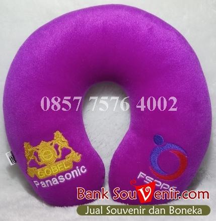 Produsen Bantal Leher Souvenir Ulang Tahun Harga Pabrik