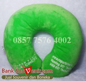 Souvenir Bantal Custom Rumah Sakit Cinere