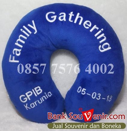 Bantal leher Custom GPIB Karunia