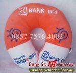 Bantal leher souvenir Bank BRI – Tabungan BRI Simpedes