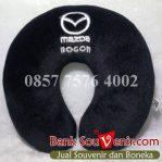 Bantal leher custom Mazda Bogor