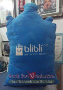 bantal nama murah di Makassar