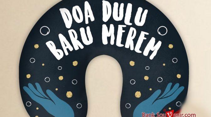Souvenir Bantal Leher Printing Di Bekasi