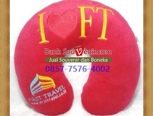 Jual Souvenir Bantal untuk Keperluan Promosi Perusahaan