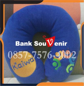 souvenir bantal custom di Belitung